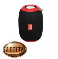 Cassa Audio Speaker Bluetooth 5 Watt Trevi XR 86 BT XR Jump Rosso + Funzione TWS