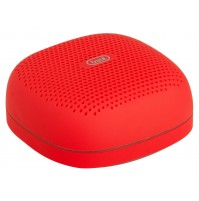 Cassa Audio Speaker Bluetooth 5 Watt Trevi XR Jump XR 8A15 Rosso IPX5 + Led