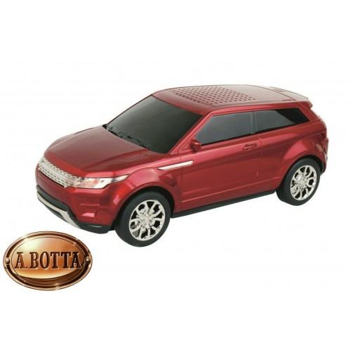 Cassa Audio Speaker Bluetooth AKAI AKRV389BT Range Rover Evoque Rosso USB AUX IN