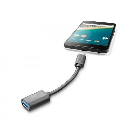 Cellularline Adattatore USB-C to USB