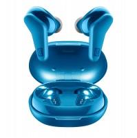 Cellularline BTHARKTWSB Cuffie HARK Auricolari Bluetooth Senza Fili Blu