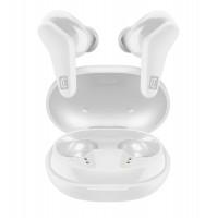 Cellularline BTHARKTWSW Cuffie HARK Auricolari Bluetooth Senza Fili Bianco