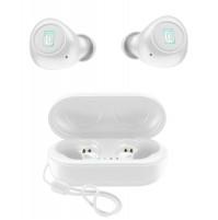 Cellularline BTPICKTWSW Cuffie PICK Auricolari Bluetooth Senza Fili Bianco