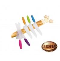 Coltello per Pane e Insalata in Polipropilene BRANDANI 56649 Baguette