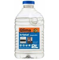 Combustibile Liquido Kristal 2 Litri per Stufe Zibro Kamin Qlima Petrolio NUOVO