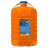 Combustibile Liquido Kristal 8 Litri per Stufe Zibro Kamin Qlima Petrolio NUOVO