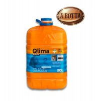 Combustibile Liquido Qlima Kristal per Stufe Zibro Kamin Qlima - Petrolio - 20 L