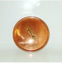 Coperchio in Rame Stagnato NICO MARIN 20022 Diametro 22 cm