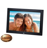 Cornice Portafoto Digitale Trevi DPL 2240 Nero Display Led 12.1