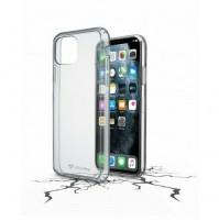 Cover Trasparente per iPhone 11 PRO Cellularline CLEAR DUO Custodia Gomma Rigida