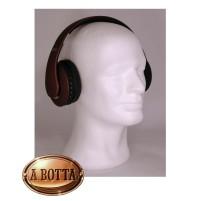 Cuffia Stereo Bluetooth Ricaricabile AKAI BTH09 Rosso Microfono MicroSD Radio