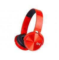 Cuffia TREVI DJ Digital Stereo Bluetooth DJ 12E50 BT ROSSO