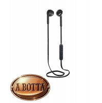 Cuffie Auricolari Bluetooth Senza Fili TREVI HMP 1205 BT Nero + Microfono iPhone