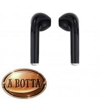 Cuffie Auricolari Bluetooth Senza Fili Trevi HMP 1220 AIR Nero - iPhone Samsung