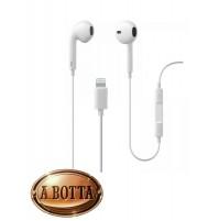 Cuffie Auricolari con Connettore Apple Lightning USB CellularLine SWAN - iPhone