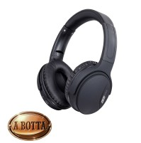 Cuffie Bluetooth Senza Fili HiFi Trevi X-DJ 1301 PRO Nero - iPhone Cuffia