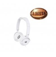 Cuffie Pieghevole con Microfono Trevi DJ 605 M Bianco - Cuffia PC Notebook