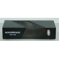 Decoder Ricevitore Digitale Terrestre HD DVB-T2 NordMende ZAP11ND