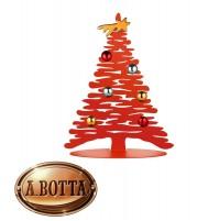 Decorazione Natalizia Alessi BM06/30 R Bark for Christmas Rosso Albero Natale