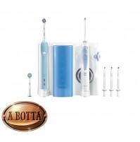 Dental Center Sistema Pulente Oral-B Braun OC16.525.1U Spazzolino + Idropulsore