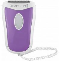Depilatore Wet & Dry a Batterie REMINGTON WSF4810 Smooth & Silky - Rasoio Donna