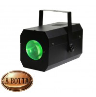 Effetto Luce Moonflower Proiettore 3 LED RGB 3 Watt Karma DJ LED221 Disco Light