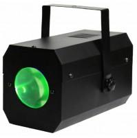 Effetto Luce Moonflower Proiettore 3 LED RGB 3 Watt Karma DJ LED221 Disco Light