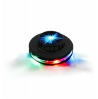 Effetto Luce Rotante 48 Led Multicolor Karma  LED SUN 48 x 5mm - Disco Light
