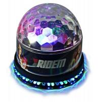 Effetto Luce Rotante 6 Led Multicolor Karma CLB 6 Effetto luce a led