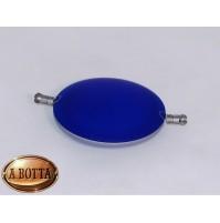 Faretto Orientabile MIZAR Spot Luxor Vnew 6051-63 Blu 50 Watt per Cavo Tesate