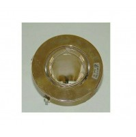 Faretto Oro Incasso oscillante per Lampadina bispina 12V 50W G6,35