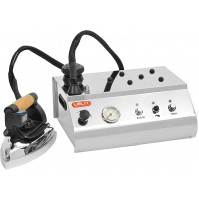 Ferro da Stiro Vapore 800 Watt LELIT PS326 Caldaia Separata 2,5 Litri 1000 Watt