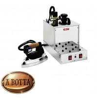 Ferro da Stiro a Vapore 800 Watt LELIT PG027 con Caldaia Professionale 1500 Watt