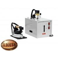 Ferro da Stiro a Vapore 800 Watt LELIT PG029N + Caldaia Separata 2000 W 5 Litri