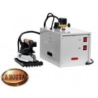 Ferro da Stiro a Vapore 800 Watt LELIT PG029N35 + Caldaia Separata 2000 W 3,5 L
