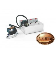 Ferro da Stiro a Vapore 800 Watt LELIT PS05/B Caldaia Separata 2,5 Litri 1000 W