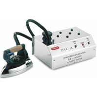 Ferro da Stiro a Vapore 800 Watt LELIT PS20 + Caldaia Separata 1,4 Litri 1000 W