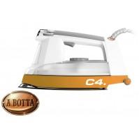 Ferro da Stiro a Vapore Jagua C4 Arancione 1600 W Vapore 60 g Piastra in Acciaio