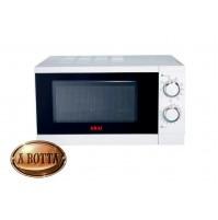 Forno Microonde AKAI AKMW200 Bianco 20 Litri 700 W + Grill 850 W 5 Potenze Timer