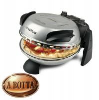 Forno Pizza Express Delizia Silver 1 Pietra Refrattaria G3Ferrari G10006 06