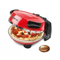 Forno Pizza Plus 2 Pietre Refrattarie G3FERRARI G10032 Pizzeria Snack Napoletana