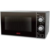 Forno a Microonde AKAI AKMW230 23 Litri 900 W + Grill 1000 W 9 Potenze Timer