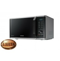 Forno a Microonde Digitale SAMSUNG MG23K3515AS/ET Silver 23 Litri 800 W + Grill