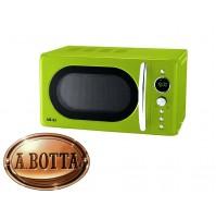 Forno a Microonde Vintage AKAI AKMW203 GREEN 20 Litri VERDE 700 W + Grill 900 W