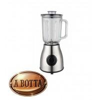 Frullatore con Bicchiere in Vetro 1,5 L Master BL999 IX Acciaio 380 W 2 Velocità