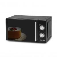 G3Ferrari G10109 Allblack Forno a Microonde 700 W 20 L e Grill 1000 W Combinato