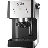 Gran Gaggia RI8425/11 Deluxe Nero Macchina per Caffè Caffettiera con Cialde ESE