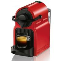 Krups XN100 INISSIA Macchina da Caffè Nespresso Rosso Caffettiera a Capsule