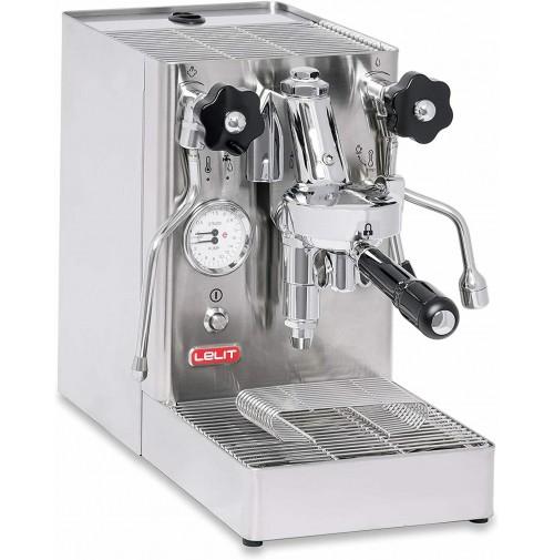 LELIT Mara X PL62X Macchina Caffé Espresso Professionale Gruppo E61 Doppia Sonda