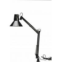 Lampada Architetto da Tavolo Trevi IL 833 Trevidea Tedis E14 25 Watt in Metallo